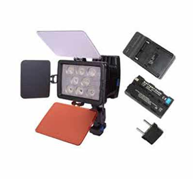 Digital LED-5080 Video Camera Light