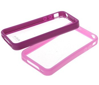 Purple and Pink Magical Series Iphone 4 / Iphone 4S Shield Shell