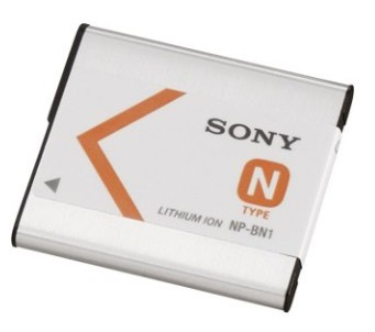 Sony Cyber-shot DSC-W350 battery