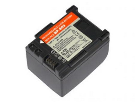 canon HF100 battery