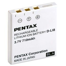 Pentax Optio WPi battery