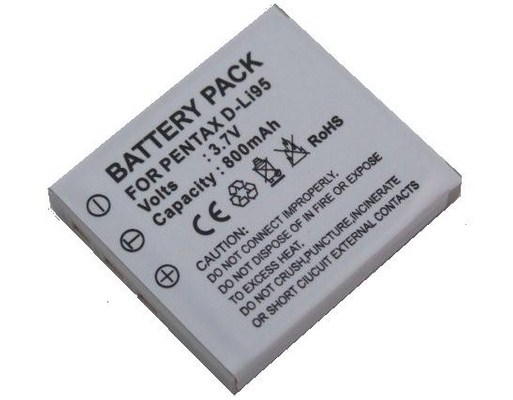 Pentax Optio E85 battery