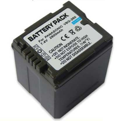 Panasonic HDC-TM350 battery