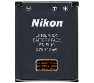 nikon Coolpix S510 battery