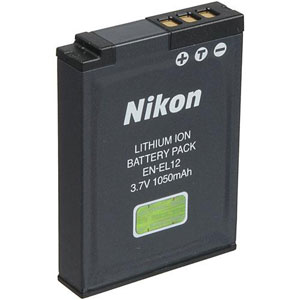 nikon Coolpix P310 battery