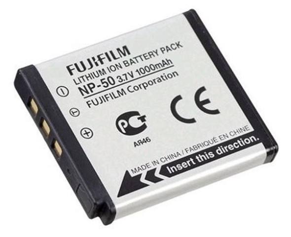 FUJIFILM FinePix F60fd battery