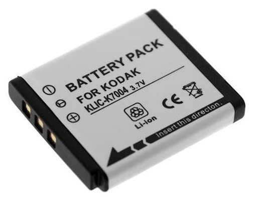 Kodak KLIC-7004 battery