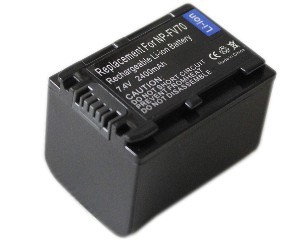 Sony DCRSX85S battery