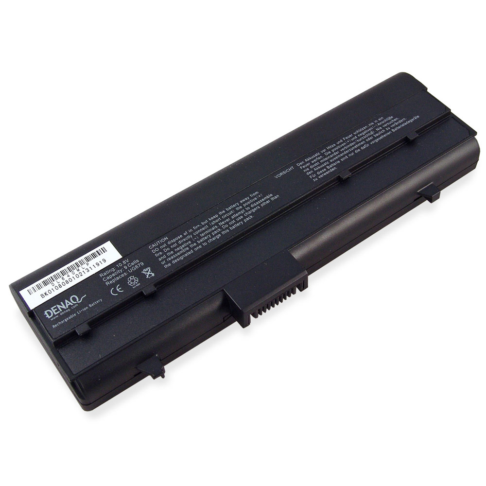 6600 mAh Dell TC023 battery