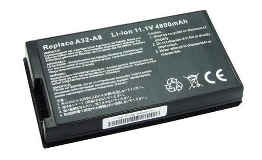Asus A8M battery