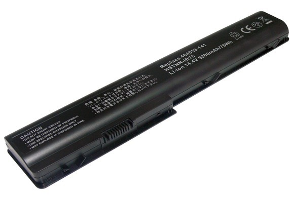 HP Pavilion DV7-1001 battery