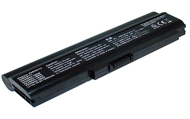 6600 mAh Toshiba Tecra M8 Series battery