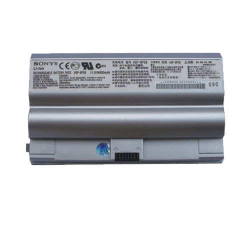 4400 mAh Sony VGP-BPS8 battery
