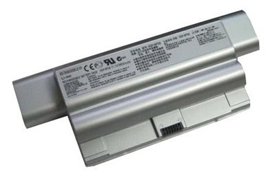6600 mAh Sony VGP-BPS8 battery