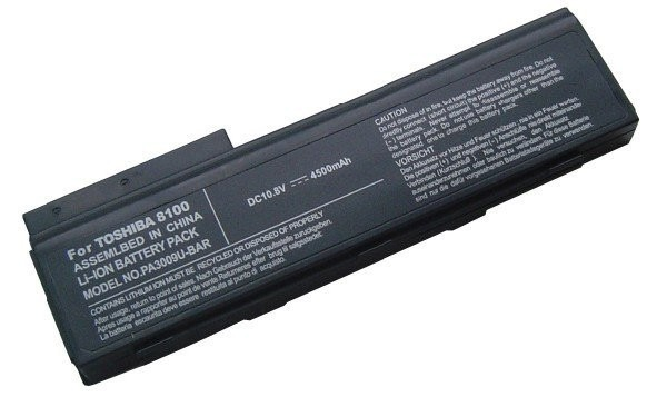 Toshiba Tecra 8100E battery