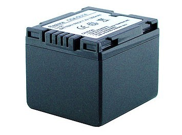 panasonic SDR-H250 battery