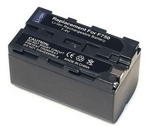 Sony NP-F750 battery