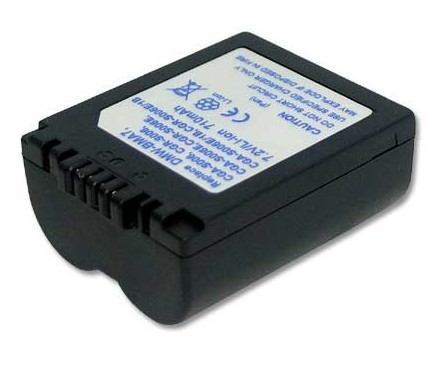 Panasonic DMC-FZ7EE battery