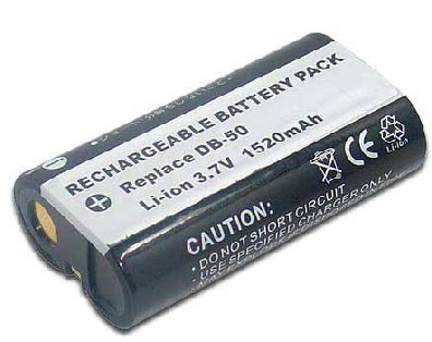 Ricoh DB-50 battery